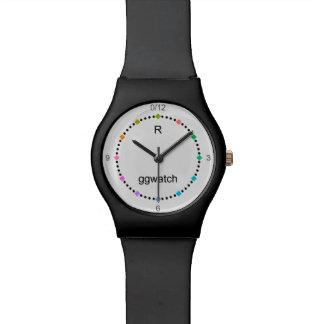 Relógio De Pulso modelo do ggwatch para brilhante