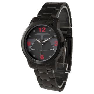 Relógio De Pulso MODELO X - Escuridão