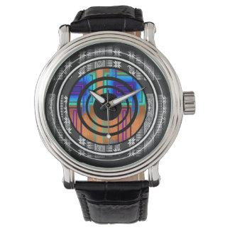 Relógio De Pulso Monograma futuro nórdico