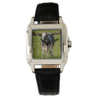Relógio De Pulso Mostra fotografia de vaca
