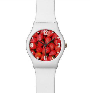 Relógio De Pulso Muitas morangos!
