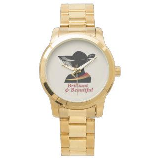 Relógio De Pulso Mulher brilhante e bonita