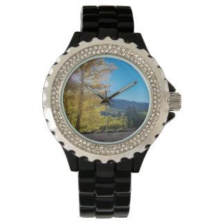 Relógio De Pulso Nascer do sol de Aspen