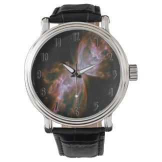 Relógio De Pulso Nebulosa da borboleta
