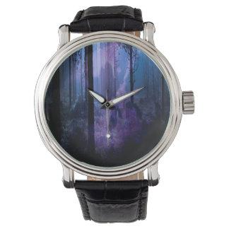 Relógio De Pulso Noite místico