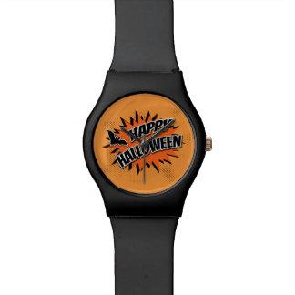 Relógio De Pulso O Dia das Bruxas feliz