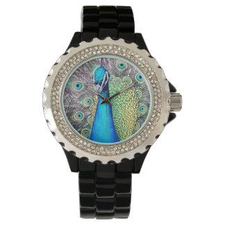 Relógio De Pulso O pavão