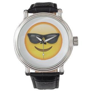 Relógio De Pulso Óculos de sol - Emoji