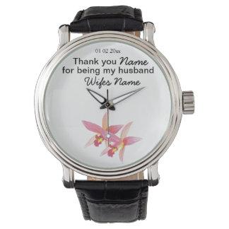 Relógio De Pulso Ofertas das lembranças das lembranças do casamento