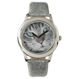 Relógio De Pulso Olhos de gato