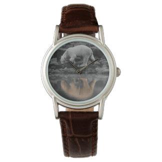 Relógio De Pulso Opostos polares