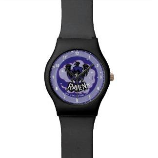 Relógio De Pulso Os titã adolescentes vão! ataque do corvo de |