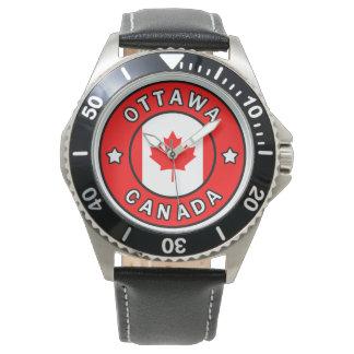 Relógio De Pulso Ottawa Canadá