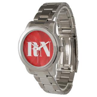 Relógio de pulso para a enfermeira