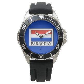 Relógio De Pulso Paraguai