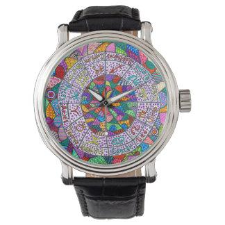 Relógio De Pulso Parte do tempo de Tarot Lumination