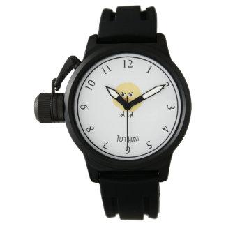Relógio De Pulso Pássaro muito virado