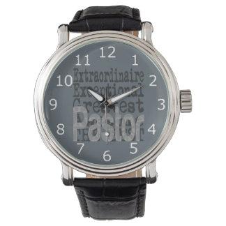 Relógio De Pulso Pastor Extraordinaire