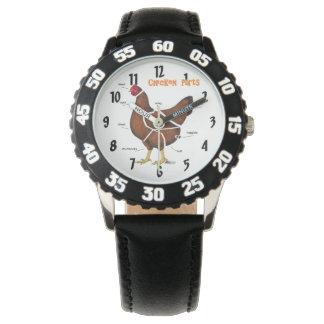 Relógio De Pulso Peças da galinha