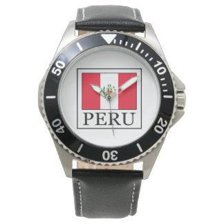 Relógio De Pulso Peru