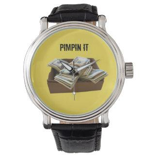 Relógio De Pulso Pimpin ele