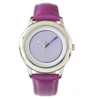 Relógio De Pulso Ponto do Lilac