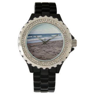 Relógio De Pulso Praia no oceano