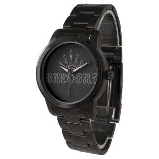 Relógio De Pulso Preto real 101 da coroa