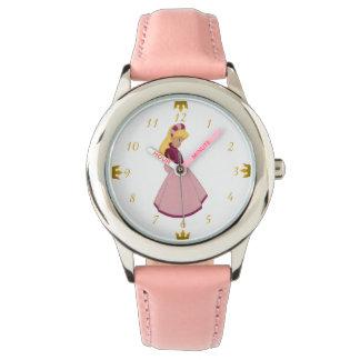 Relógio De Pulso Princesa ODETTE Observação da criança