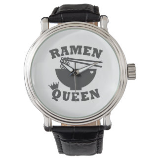 Relógio De Pulso Rainha dos Ramen