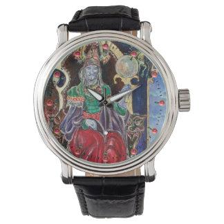 Relógio De Pulso Rei do mágico de NEUROMANCER