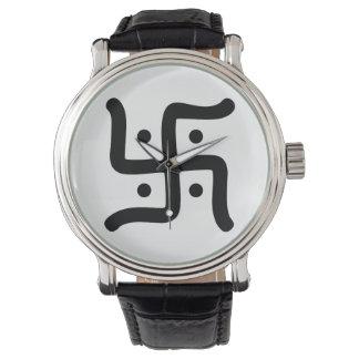 Relógio De Pulso religião hindu tradicional indiana do símbolo da