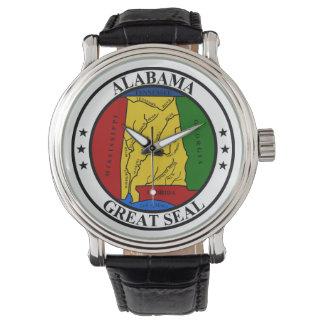 Relógio De Pulso Representante do símbolo da bandeira de Estados