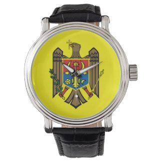 Relógio De Pulso República do símbolo da nação da bandeira de país