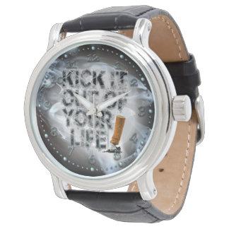 Relógio De Pulso Retroceda-o fora de sua vida!