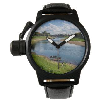 Relógio De Pulso Rio Kupa em Sisak, Croatia