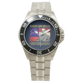 Relógio De Pulso Robert E Lee (general comandante)