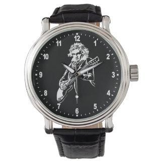 Relógio De Pulso Rocha de Beethoven!