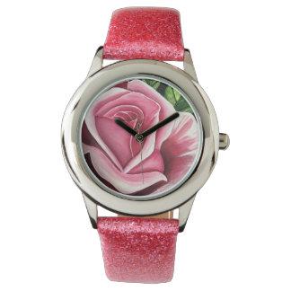 Relógio De Pulso Rosa do rosa