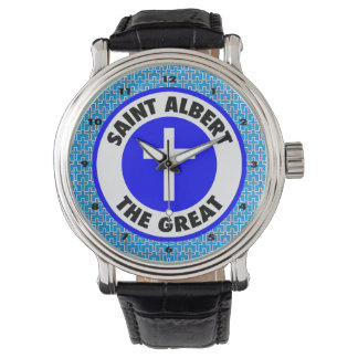 Relógio De Pulso Santo Albert o excelente