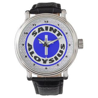 Relógio De Pulso Santo Aloysius