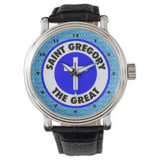Relógio De Pulso Santo Gregory o excelente