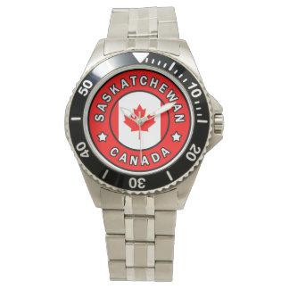 Relógio De Pulso Saskatchewan Canadá