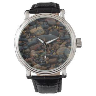 5f0b84b0548 Relógio De Pulso Seixos molhados