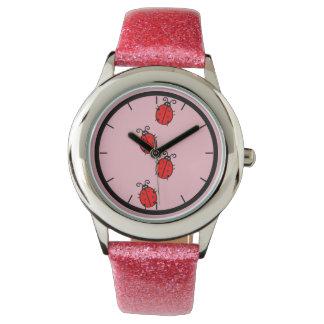 Relógio De Pulso Senhora bonito Desinsetar Miúdo Observação