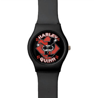 Relógio De Pulso Separações de Chibi Harley Quinn