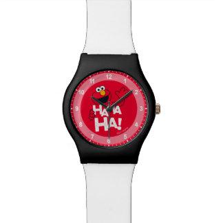 Relógio De Pulso Sesame Street | Elmo - Ha Ha Ha!