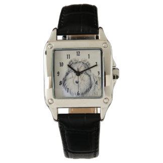 Relógio De Pulso Sheepdog de Shetland