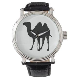Relógio De Pulso Silhueta do camelo