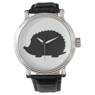 Relógio De Pulso Silhueta do ouriço
